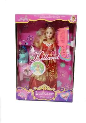 SMGIFT kelland barby doll set(Multicolor)
