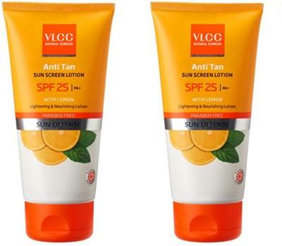 VLCC Original Anti Tan Sun Screen Lotion SPF25 Face Wash