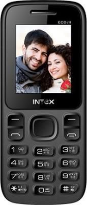 Intex Eco(Black & Red)