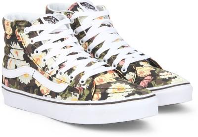 50326cd4dae 35% OFF on Vans SK8-Hi Slim Sneakers For Men(Multicolor) on Flipkart ...
