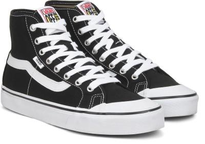 f62a9f05228d 40% OFF on Vans Black Ball Hi SF Sneakers For Men(Black) on Flipkart ...