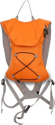 Nivia Running - 2 sports bag(Orange, Backpack)