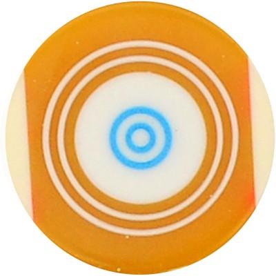 GSI Plastic Carrom Striker(Multicolor)