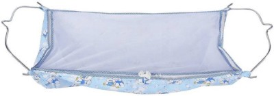 DREAMWELL Soft Cloth Swing New Born Baby Cradle / Ghodiyu Hammock in Cool Cotton With Net(Multicolor)  available at flipkart for Rs.549