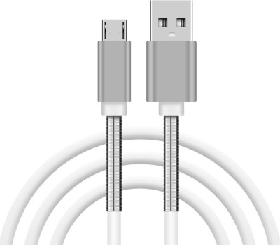 Edfigo Charging & Data Sync Micro USB Cable(White)