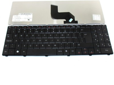 SellZone Replacement Keyboard For Acer Aspire 5516 5517 for Emachines E525 E625 E627 E725 E527 Series Internal Laptop Keyboard(Black)  available at flipkart for Rs.747