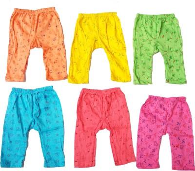 Wonder Star Track Pant For Boys & Girls(Multicolor Pack of 6)