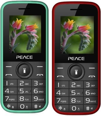 Peace P4(Red & Black)