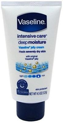 Vaseline Petroleum Jelly Cream Deep Moisture Creamy(127 g)