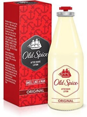 Old Spice After Shave Lotion Original(50 ml)  available at flipkart for Rs.1584