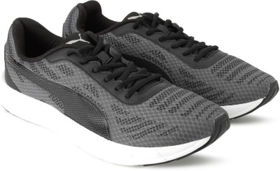 5810a74b0a8 Puma Fettle Mesh IDP Running Shoes For Men(Black