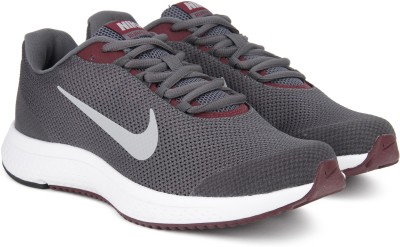 Nike RUNALLDAY Running Shoes For Men(Grey) 1