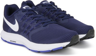 Nike RUN SWIFT Running Shoes For Men(Navy) 1