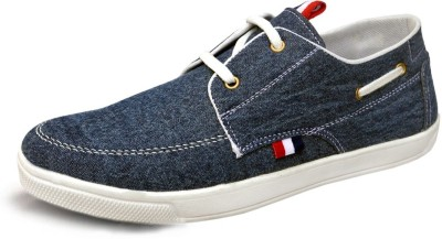 Ostr Boat Shoes For Men(Blue)