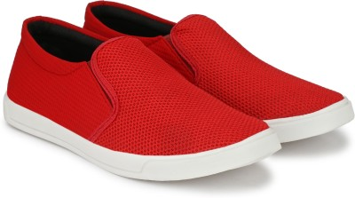 89910607 50% OFF on Rider boy Sneakers Canvas Shoes For Men(Red) on Flipkart |  PaisaWapas.com