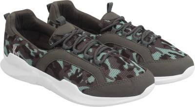 KazarMax Trendy Sneakers For Women(Grey)