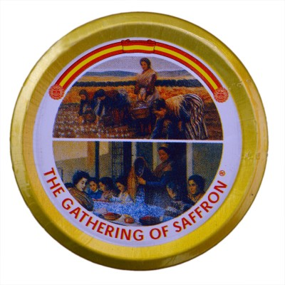 The Gathering of Saffron 100% Pure Spanish Imported Organic Saffron 5 gm(5 g)