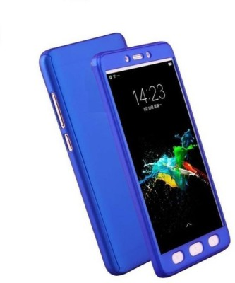 COVERBLACK Front & Back Case for COVERBLACK Ipaky 360 Degree All-round Protective Slim Fit Front And Back Case Cover for Apple iPhone 5s Royal Bluewith Tempered Glass(Royal Blue, Grip Case)