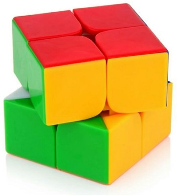 DHAWANI 2X2 High Speed Stickerless Speedy Rubik Magic Puzzle Cube(1 Pieces)  available at flipkart for Rs.149