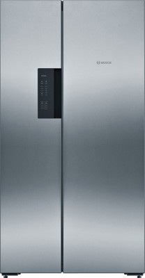 Image of Bosch 661L Frost Free Side by Side Refrigerator which is best refrigerator under 70000