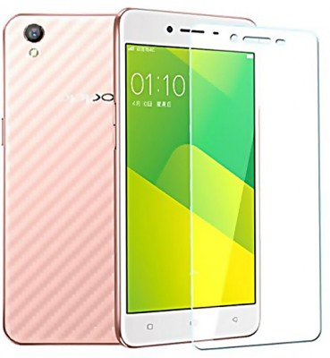 Dr. BK Tempered Glass Guard for Oppo A37(Pack of 1)