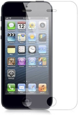 BIZBEEtech Tempered Glass Guard for Apple iPhone 4(Pack of 1)