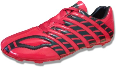 PARBAT Football Shoes For Men(Red)