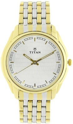 Titan 1578BM02  Analog Watch For Unisex