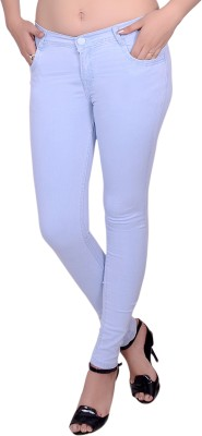 Nifty Slim Women Light Blue Jeans