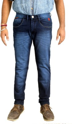 Ragzo Slim Men Dark Blue Jeans