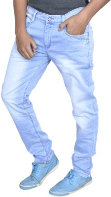JG FORCEMAN Regular Men's Light Blue Jeans