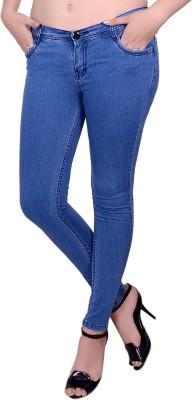 Nifty Slim Women's Blue Jeans