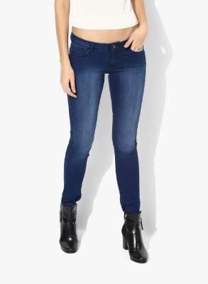 Fourgee Slim Women's Blue Jeans