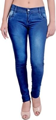 Blinkin Slim Women Blue Jeans at flipkart
