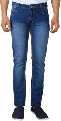 Par Excellence Slim Men's Blue Jeans