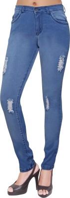 Adbucks Slim Women Light Blue Jeans