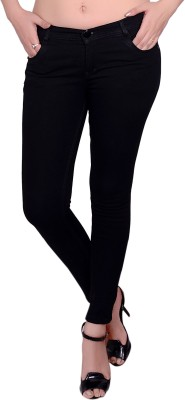 Nifty Slim Women Black Jeans