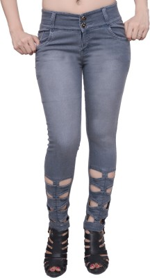 Nifty Super Skinny Women Grey Jeans