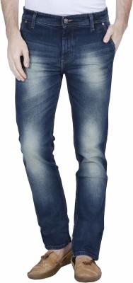 Raa Jeans Slim Men's Green Jeans