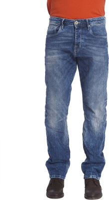 Jack & Jones Regular Men Dark Blue Jeans at flipkart