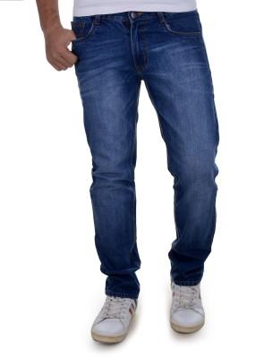 Ben Martin Regular Men Dark Blue Jeans