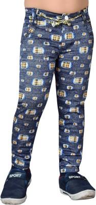 AJ Dezines Slim Baby Boys Multicolor Jeans