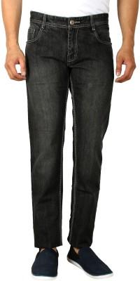 Par Excellence Slim Men's Black Jeans