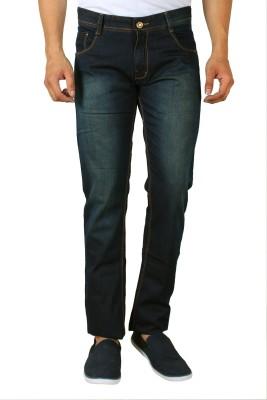 Par Excellence Slim Men's Green Jeans