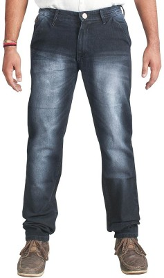 Ragzo Slim Men Black Jeans