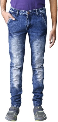 Ragzo Slim Men Blue Jeans