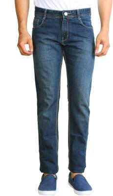 Par Excellence Slim Men's Dark Blue Jeans
