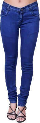 Nifty Skinny Women Dark Blue Jeans