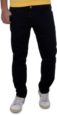 Ben Martin Regular Men Black Jeans