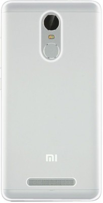Akhirah Back Cover for Mi Redmi Note 3 Transparent